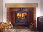 Woodburning stoves by Gallery fireplaces.
