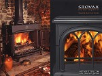 Stovax wood burning stoves and convector fires range view on line catalogue.